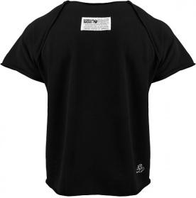 Gorilla Wear Pánské tričko s krátkým rukávem Classic Work Out Top Black