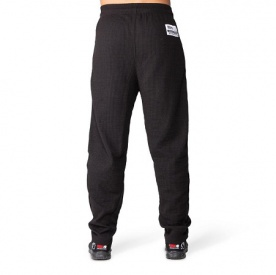 Gorilla Wear Pánské tepláky Augustine Old School Pants Black