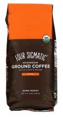 Four Sigmatic Lion's Mane Mushroom Ground Coffee Mix 340 g