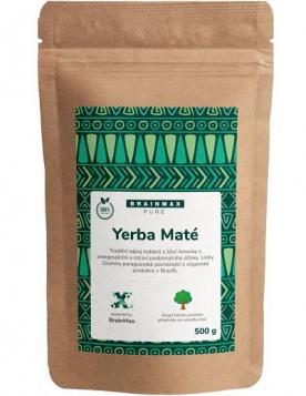 BrainMax Pure Yerba Maté Organic 500 g