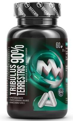 Maxxwin Tribulis Terrestris 90% 60 kapslí