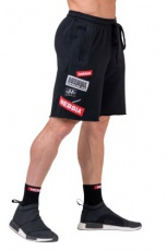 Nebbia Pánské šortky Boys 178 černá