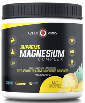 Czech Virus Supreme Magnesium Complex 340 g