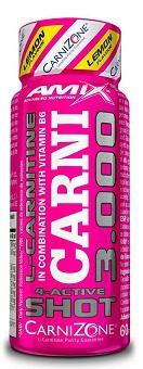 Amix Carni Shot 3000 mg 60 ml PROŠLÉ DMT