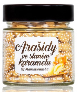 Big Boy Arašídy ve slaném karamelu @mamadomisha