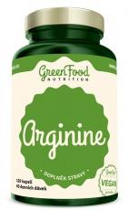 GreenFood Arginine 120 kapslí