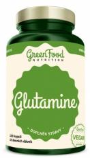 GreenFood Glutamin 120 kapslí