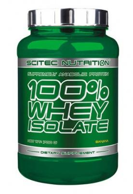 Scitec 100% Whey Isolate 700 g