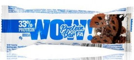 FA WOW! Protein bar 45 g - cookies & chocolate
