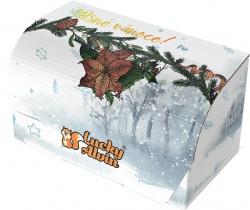 Lucky Alvin Vánoční dárková krabička