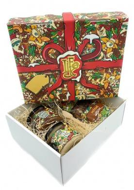 Lifelike Vánoční dárková krabička edice Fitness007