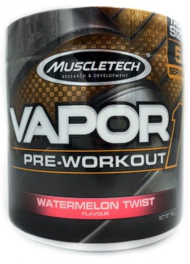 MuscleTech Vapor 1 Pre-Workout 95 g (5 dávek)