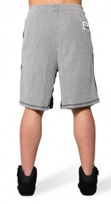 Gorilla Wear Pánské šortky Augustine Old School Shorts Grey