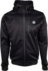Gorilla Wear Pánská bunda Glendale Softshell Jacket Black