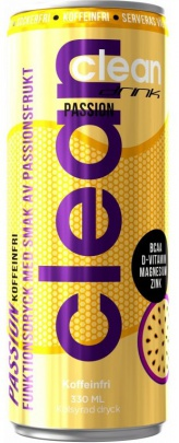 Clean Drink BCAA 330 ml