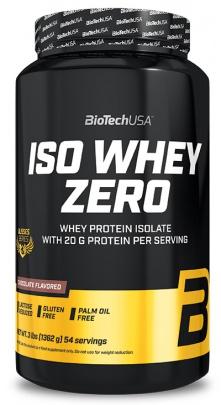 BiotechUSA Iso Whey Zero Ulisses 1362 g