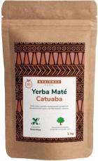 BrainMax Pure Organic Yerba Maté Catuaba 1000 g