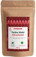 BrainMax Pure Organic Yerba Maté Afrodiziak 500 g