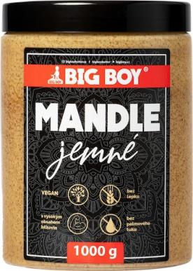 Big Boy Mandlový krém 1000 g