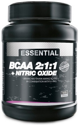 Prom-in BCAA Maximal + Nitrix Oxide