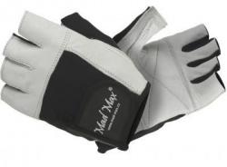 Mad Max rukavice Fitness White