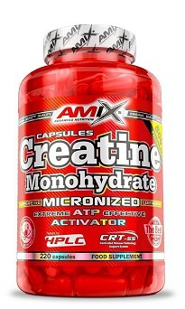 Amix Creatine Monohydrate kapsle