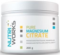 NutriWorks Pure Magnesium Citrate 200 g