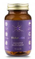 Naturlabs Liposomal Multivitamin 30 kapslí