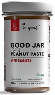 FA So Good! Good Jar arašídové máslo 500 g