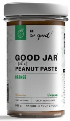 FA So Good! Good Jar arašídové máslo 500 g ochucené VÝPRODEJ