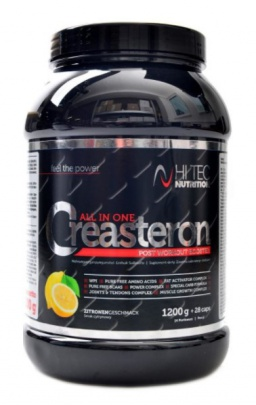 HiTec Nutrition Creasteron 1200 g + 28 kapslí