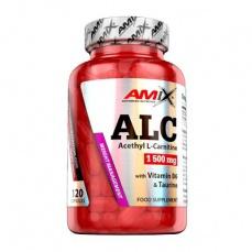 Amix ALC Acetyl L-Carnitine Taurine + vitamin B6 120 kapslí