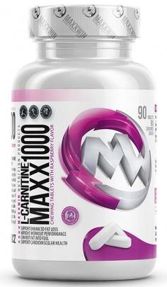 MaxxWin L-Carnitine Maxx 1000 90 tablet