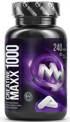 MaxxWin Creatine Maxx 1000 240 tablet