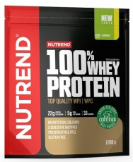 Nutrend 100% Whey Protein 1000 g