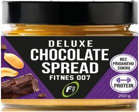 Big Boy Arašídový krém s mléčnou čokoládou Fitness007 Edition 250 g VÝPRODEJ