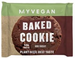 MyProtein Vegan Baked cookie 75g - dvojitá čokoláda