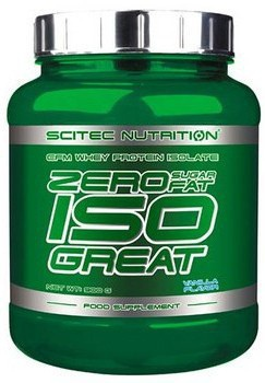 Scitec Zero Iso Great 900 g