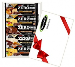 Dárkové balení 5x Amix Zero Hero 65 g + krabička ZDARMA