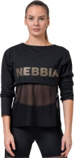 Nebbia Intenste Mesh tričko 805