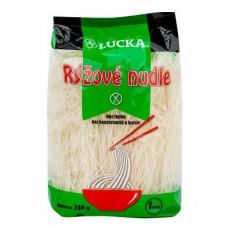Lucka Rýžové nudle 1mm bezlepkové 240 g