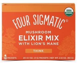 Four Sigmatic Lion´s Mane Mushroom Elixir Mix