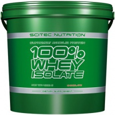 Scitec 100% Whey Isolate 4000 g