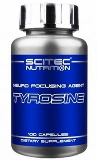 Scitec Tyrosine 100 kps