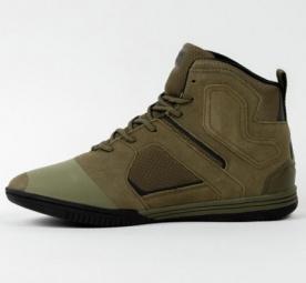 Gorilla Wear obuv Troy high tops - Army Green