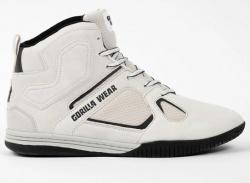 Gorilla Wear obuv Troy high tops - White