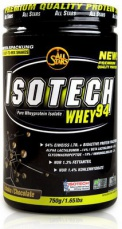 All Stars ISO-Tech Whey Protein Isolate 94 750g