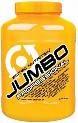 Scitec Jumbo Professional 3240 g