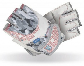 Mad Max rukavice No Matter White
