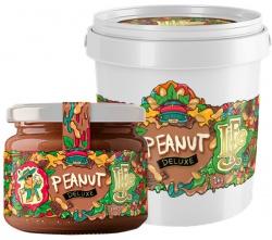 Lifelike Arašídové máslo (Peanut Butter) Deluxe